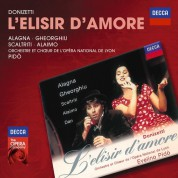 Roberto Alagna, Angela Gheorghiu, Orchestre de l'Opéra National de Lyon, Evelino Pidò, Roberto Scaltriti: Donizetti: L'elisir D'amore - CD