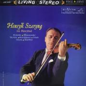 Henryk Szeryng in Recital - Plak