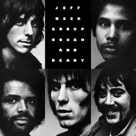 Jeff Beck: Rough and Ready - Plak