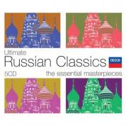 Çeşitli Sanatçılar: Ultimate Russian Classics - CD