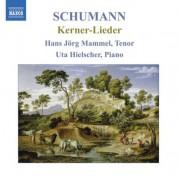 Hans Jorg Mammel: Schumann: Lied Edition, Vol. 4: 12 Gedichte, Op. 35 - 5 Lieder Und Gesange, Op. 127 - 4 Gesange, Op. 142 - CD