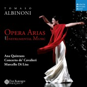 Tomaso Giovanni Albinoni: Albinoni: Opera Arias and Concertos - The Baroque Project Vol. 4 - CD