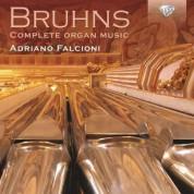 Adriano Falcioni: Bruhns: Complete Organ Music - CD
