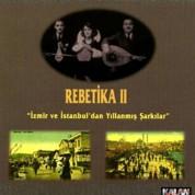 Çeşitli Sanatçılar: Rebetika II - CD
