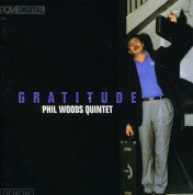 Phil Woods: Gratitude - CD
