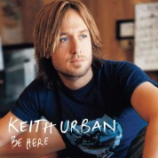Keith Urban: Be Here - Plak