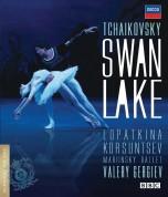 Ulyana Lopatkina, Danila Korsuntsev, Mariinsky Ballet, Valery Gergiev: Tchaikovsky: Swan Lake - BluRay