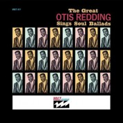 Otis Redding: The Great Otis Redding Sings Soul Ballads (Reissue - Mono) - Plak