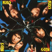 Kiss: Crazy Nights - Plak
