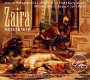 Majella Cullagh, Alastair Miles, Philharmonia Orchestra, David Parry: Mercadante: Zaira - CD