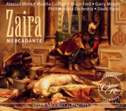 Majella Cullagh, Alastair Miles, Philharmonia Orchestra, David Parry: Mercadante: Zaira - CD