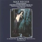 Dietrich Fischer-Dieskau, Orchester der Hamburgischen Staatsoper: Max Reger: Orchesterlieder - Plak