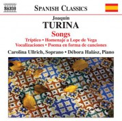 Carolina Ullrich: Turina: Songs - CD