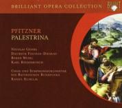 Nicolai Gedda, Dietrich Fischer-Dieskau, Bernd Weikl, Karl Ridderbusch, Chor und Symphonieorchester des Bayrischen Rundfunks, Rafael Kubelik: Pfitzner: Palestrina - CD