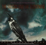Çeşitli Sanatçılar: Falcon And The Snowman (Soundtrack) - Plak