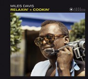 Miles Davis: Relaxin' + Cookin' (Exclusive Cover Photo By Jean-Pierre Leloir). - CD