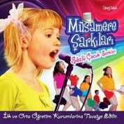 Çeşitli Sanatçılar: Müsamere Şarkıları - Sözlü Çocuk Şarkıları - CD