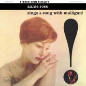 Annie Ross, Gerry Mulligan: Annie Ross Sings A Song With Mulligan! - Plak