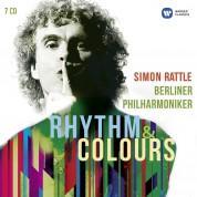 Sir Simon Rattle, Berliner Philharmoniker: Rhythm & Colours - CD