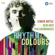 Sir Simon Rattle, Berliner Philharmoniker: Rhythm & Colours - CD