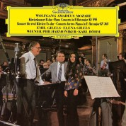 Emil Gilels, Wiener Philharmoniker, Elena Gilels, Karl Böhm: Mozart: Piano Concertos 10 & 27 - Plak