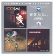 Nickelback: Triple Album Collection 1 - CD