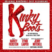 Çeşitli Sanatçılar: Kinky Boots (Original Broadway Cast Recording) - CD