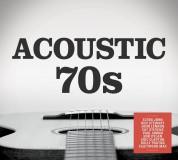 Çeşitli Sanatçılar: Acoustic 70's - CD