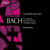 Bach Collegium Japan, Masaaki Suzuki: J.S. Bach: Cantatas, Vol. 41-55 - CD