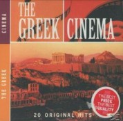 Çeşitli Sanatçılar: The Greek Cinema  '20 Original Hits' - CD