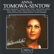Anna Tomowa-Sintow: Famous Opera Arias - Plak