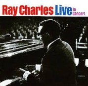 Ray Charles: Live in Concert - CD