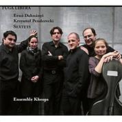 Kheops Ensemble, Muhiddin Dürrüoğlu: Dohnanyi, Penderecki: Sextets - CD