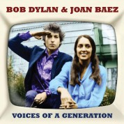 Bob Dylan, Joan Baez: Voices Of A Generation - Plak