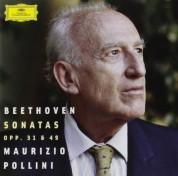 Maurizio Pollini: Beethoven: Sonatas Opp.31 & 49 - CD