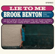 Brook Benton: Lie To Me: Brook Benton Singing The Blues - Plak