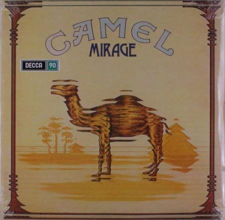 Camel: Mirage - Plak