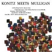Lee Konitz, Gerry Mulligan: Konitz Meets Mulligan - Plak