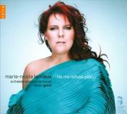 Marie-Nicole Lemieux: Ne me refuse pas - CD