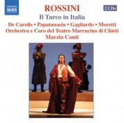 Rossini: Turco in Italia (Il) (The Turk in Italy) - CD