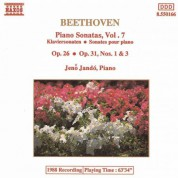 Beethoven: Piano Sonatas Nos. 12, 16 and 18 - CD