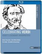 Arturo Toscanini, Carlo Maria Giulini, Tito Gobbi, Elisabeth Schwarzkopf: Celebrating Verdi - Verdi's Legendary Interpreters - BluRay