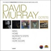 David Murray Octet: The Complete Remastered Recordings on Black Saint & Soul Note - CD