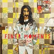 Frank Zappa: Finer Moments - CD