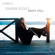 Sharon Bezaly, Lahti Symphony Orchestra, Osmo Vänskä, Swedish Chamber Orchestra, Christian Lindberg: Nordic Spell - flute concertos by Aho, Haukur, Lindberg - CD