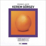 Kerem Görsev: Orange Juice - CD