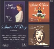 Anita O'Day: 3 Originals - CD