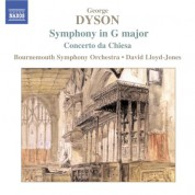 Dyson: Symphony in G Major / Concerto Da Chiesa / At the Tabard Inn - CD