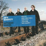 Arte Quartett: Different Worlds - CD