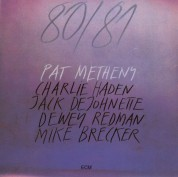 Pat Metheny: 80/81 - Plak